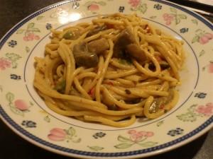 Szumátrai spagetti 2