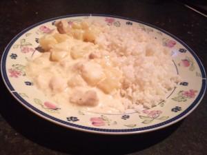 Ananászos csirke 3