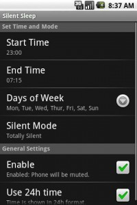 Silent Sleep 1