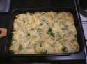 Fokhagymás-sajtos brokkolis tészta