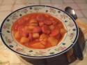 paprikás krumpli bográcsban 8