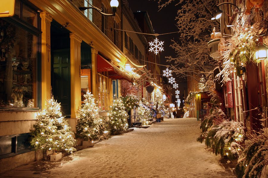christmas_night_in_quebec_city