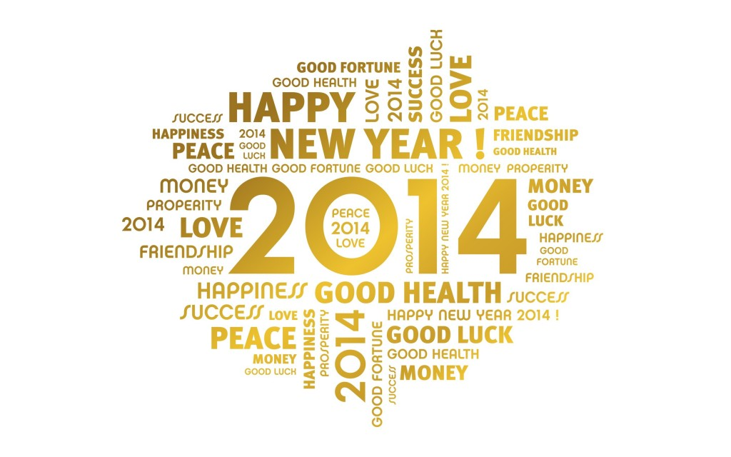 Boldog Új Évet 2014
